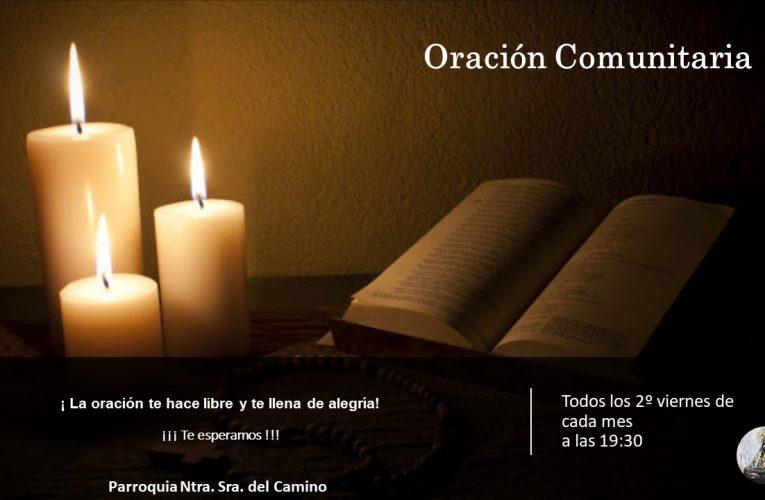 Oración de la comunidad 10 de octubre